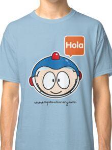 Capitan Timmy - Hola Classic T-Shirt