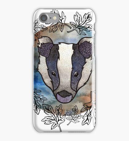 Brock the Badger iPhone Case/Skin