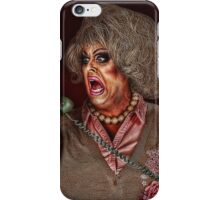 Carl! It's That Pervert On The Phone Again! iPhone Case/Skin
