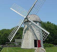 Jamestown Windmill by Tmac02892