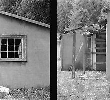 Abandoned Cabins, Northern Ontario, Canada by Desertwayfarer