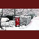 The Red Post Box  by Linda Callaghan