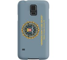 Winners Don't Use Drugs Samsung Galaxy Case/Skin
