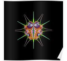 Vinny The Virus Poster