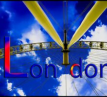 London: London Eye by DonDavisUK