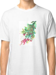 Christmas Holly T Shirt Classic T-Shirt