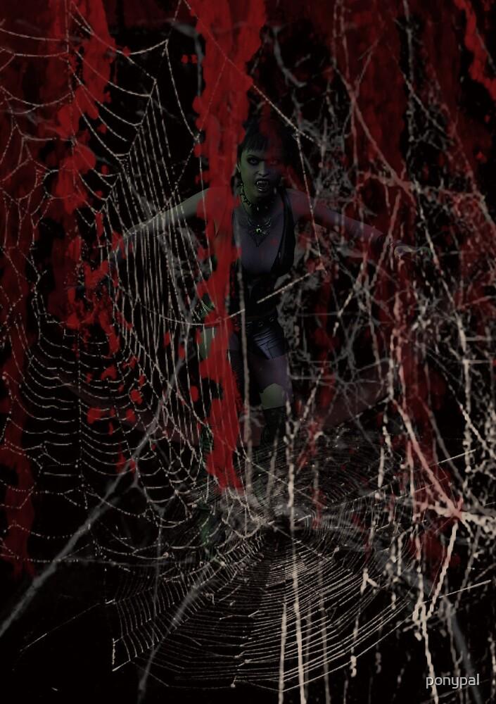 black widow by ponypal