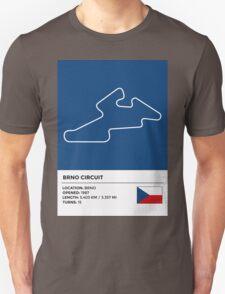 Brno Circuit Unisex T-Shirt