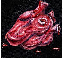 "Heart of ""Eye Heart U"" Photographic Print"