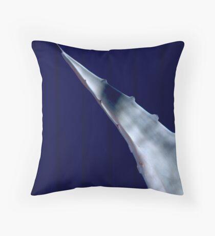 Agave 2-Barrio Viejo-Tucson Throw Pillow