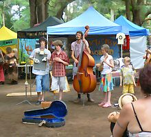 Bangalow Market Music by Untamedart