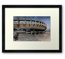 Yoyogi National Gymnasium • Tokyo Framed Print
