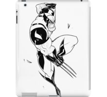 Comic Book Hero 1 iPad Case/Skin