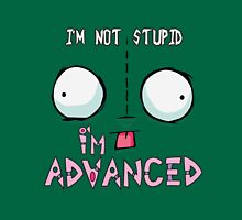 Stupid Advanced! Unisex T-Shirt