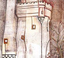The Dark Tower by LucyBrydonArt
