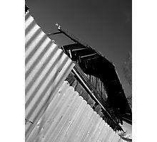 Arizona Avenue-Tucson, AZ Photographic Print