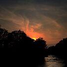 Evening Sky.. by Eugenio
