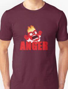 Anger Inside out Unisex T-Shirt