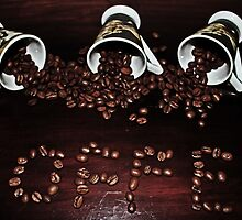 Spilling The Beans by Evita