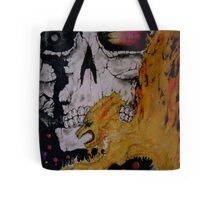 """""""Devour All You Cannot Burn"""" Tote Bag"""