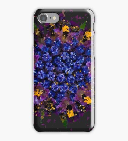 Meshed Up Pollen Ball iPhone Case/Skin