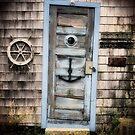 Old Blue Door by GGleason