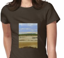The Coorong, South Australia Womens Fitted T-Shirt