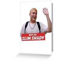 21 Jump Street Greeting Card