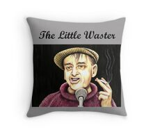 Bobby Thompson : The Little Waster Throw Pillow