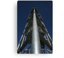 Leaning Tower of Gin Gin Canvas Print