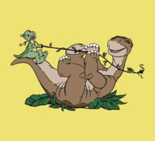 Littlefoot and Ducky Kids Clothes