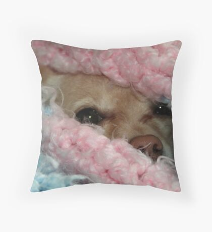 LeeLa Snuggling Throw Pillow