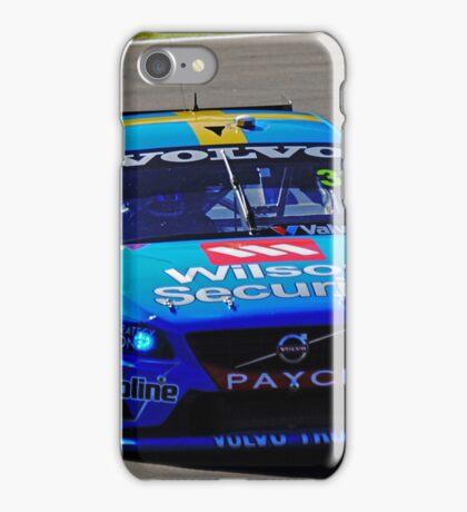 No 33 McLaughlin Volvo S60 iPhone Case/Skin