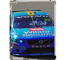 No 33 McLaughlin Volvo S60 iPad Case/Skin