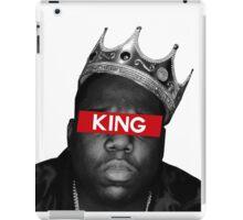 King Biggie iPad Case/Skin
