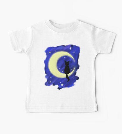 Luna Cat Baby Tee