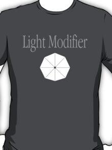 Light Modifier - Photography T-Shirt