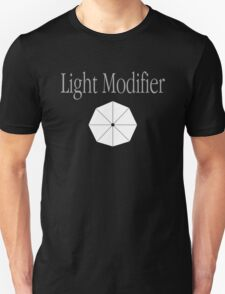 Light Modifier - Photography Unisex T-Shirt
