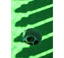 Putt Putt green Photographic Print