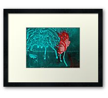 Fatal Exchange Framed Print