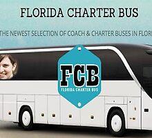 Orlando Charter Bus Company by floridacha