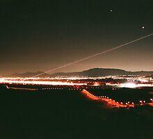 Airplane Take off (analogue) by spapiemidoglou