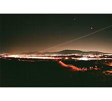 Airplane Take off (analogue) Photographic Print