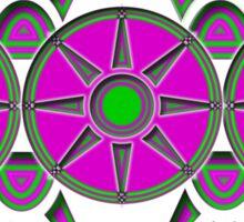 Stars and Shields Sticker
