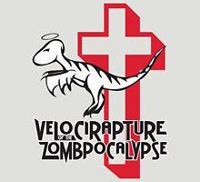 Velocirapture of the Zombpocalypse Unisex T-Shirt