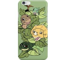The Land Before Time Gang iPhone Case/Skin