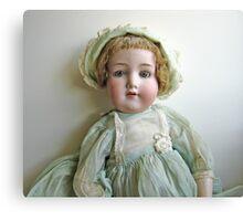 Forgotten Doll Canvas Print