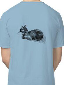Cozy Kitty Classic T-Shirt