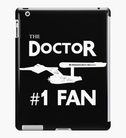 The Doctor #1 Fan iPad Case/Skin