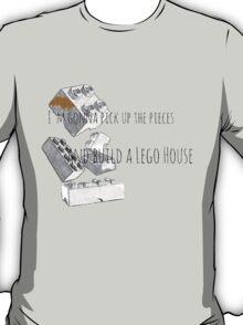 Lego House - Ed Sheeran T-Shirt